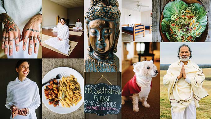 Texas Monthly Siddhayatan Spiritual Retreat