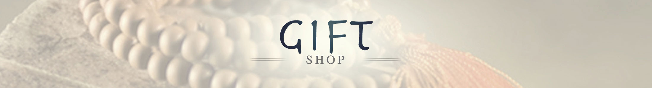Spiritual Retreat Gift Shop